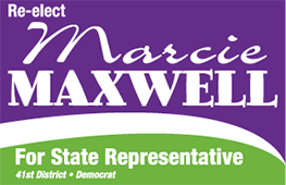 Marcie Maxwell for State Representative